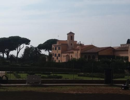 Festa in Occasione delle Iniziative di Coesione Sociale a Castel Porziano. Il Consorzio Intesa, con la Consorziata Agathè, c'era!!!