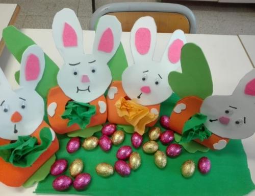 L'Easter Bunny dei bambini del Centro Diurno per Minori di Monte San Biagio!