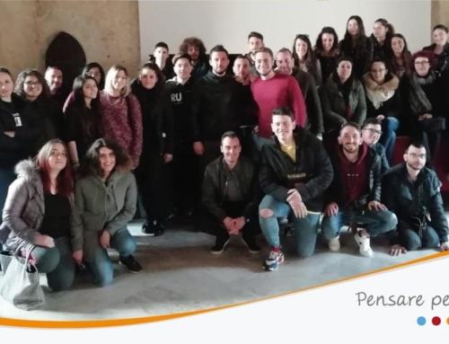 Il Consorzio Intesa per la formazione dei volontari del Servizio Civile Nazionale delll'AIPES – Consorzio per i Servizi alla Persona.