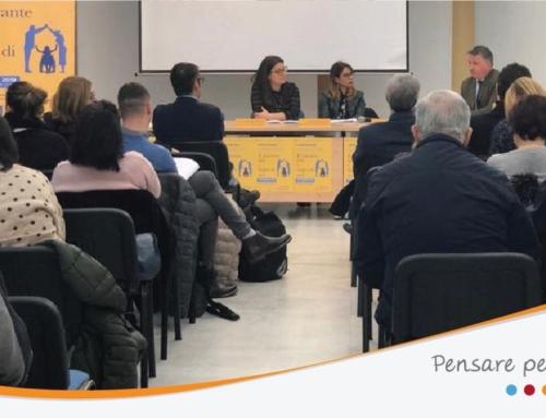 """""""LEGGE 112/2016: IL DURANTE NOI E DOPO DI NOI"""", il Convegno promosso dal Consorzio Intesa in collaborazione con il Distretto Socio Sanitario LT1."""