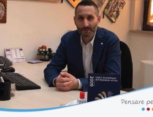 Il Consorzio Intesa incontra il Dott. Alex Arduini, Assistente Sociale dell'Ufficio di Piano del Distretto Socio Sanitario LT4. Si parla di digitalizzazione.