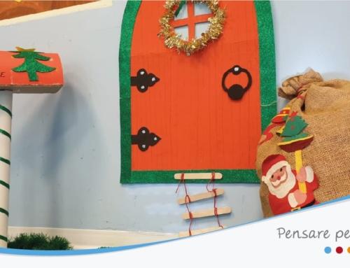Il Natale secondo Noi: dalla porticina degli Elfi, un viaggio virtuale per i bimbi degli Asili Nido