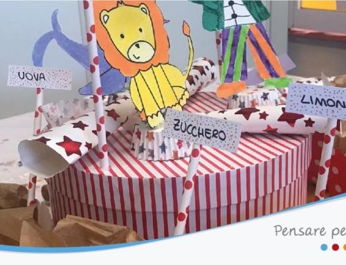 """L'ALLEGRIA NON FA' MAI MALE, VIVA VIVA IL CARNEVALE! """" : una giornata di festa negli asili nidi del Consorzio Intesa"""