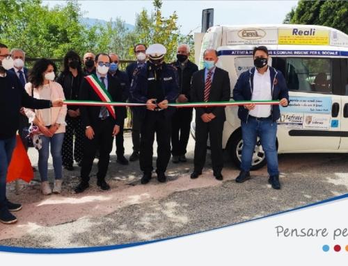 Progetto Mobilità Garantita: un modo per garantire l'accompagnamento protetto di persone fragili e con difficoltà motorie.